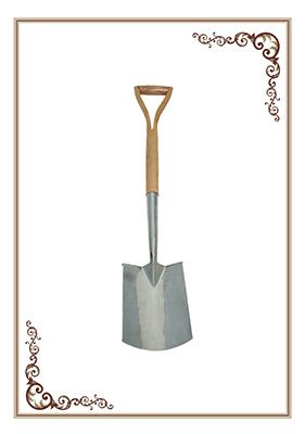 Stainless Steel Spade